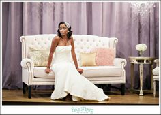 ROSWELL HISTORIC COTTAGE WEDDINGS: PORSHA STEWART ENCHANTED BRIDES DONATION GIVEAWAY | Evie Perez Photography