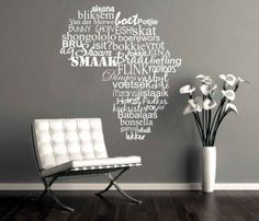 State of awesomeness Wall Decor Stickers, Outdoor Rooms, Interiors, Creative, Home Decor, Decoration Home, Room Decor, Outdoor Spaces, Decor