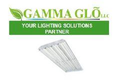 """http://gammaglo.com/ Max HB T-5 116 - 243 Watt Re 400 - 12,000 120 / 277 VAC IP65 11,240 - 21,893 Lumin 5000 K 48""""L x 24""""W CALL FOR PRICING 1.888.426.6254"""
