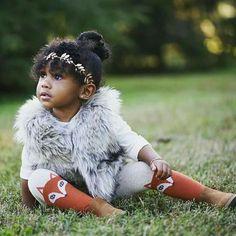 She's too cute!