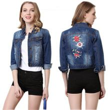 {Get it here ---> https://tshirtandjeans.store/products/brand-fashion-jeans-jacket-women-2017-plus-size-autumn-hand-brush-long-sleeve-stretch-short-denim-jacket-coat/|    Cutting edge arrival Brand Fashion Jeans Jacket Women 2017 Plus Size Autumn Hand Brush Long Sleeve Stretch Short Denim Jacket Coat now on discount sales $US $36.13 with free delivery  yow will discover that product along with a lot more at our favorite site      Grab it right now here…