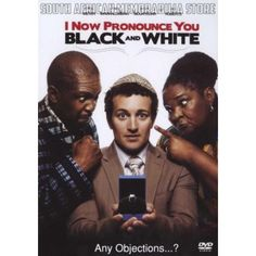 I Now Pronounce You Black & White - Tyrel Meyer South African Comedy DVD *New* - South African Memorabilia Store