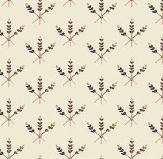 Hackney & Co hand illustrated botanical print designs
