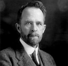 Thomas Hunt Morgan (1866 - 1945) was an American evolutionary biologist, geneticist and embryologist and science author who won the Nobel Prize in Physiology or Medicine in 1933 for discoveries relating the role the chromosome plays in heredity.