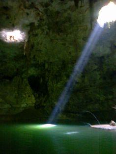 cenote por Chichen Itza