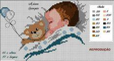 Cross Stitch Family, Cross Stitch For Kids, Cross Stitch Baby, Cross Stitch Charts, Baby Cross Stitch Patterns, Cross Stitch Designs, Cross Stitching, Cross Stitch Embroidery, Cross Stitch Collection