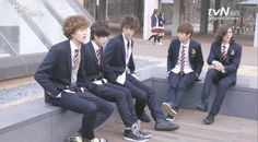 Rambling Thoughts: Shut Up Flower Boy Band Eps 7-12 | Midnight Express