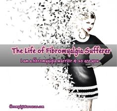 I am a fibromyalgia warrior and so are you. Hope it can make people less guilty. Do you remember when…. you could walk miles. Do you remember when…. you could lift your children up for …