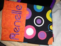 Pillowcases for Camp