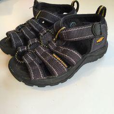 EUC Navy Blue Keen Newport Kids Sandals - Toddler Size 6 #KEEN #Sandals