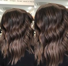 Hairstyles Haircuts, Huda Beauty, Hair Inspiration, Hair Cuts, Hair Color, Lob, Long Hair Styles, Undercut, Highlights