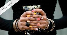 Manicure and hand massage Beauty Secrets, Diy Beauty, Beauty Hacks, Beauty Ideas, Beauty Tips, Fun Nails, Pretty Nails, Nailart, Hand Massage