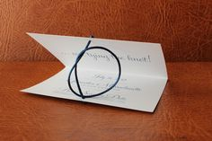 Actually Tying the Knot - KNOT-ICAL - Nautical - Save the Date Cards - Photo - printed & shipped