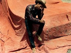 How to Dress Like a Cowboy  Shirt - Reolay  Jeans - Jeanswest  Hat - R.M Williams for Akubra