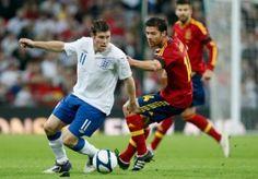 España vs Finlandia En Vivo por ESPN Eliminatorias UEFA rumbo al Mundial Brasil 2014 juegan hoy Viernes 22 de Marzo a partir de las 13:45hrs Centro de México en el Gijón, España.