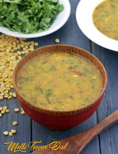 Methi Toovar Dal, Healthy Recipe