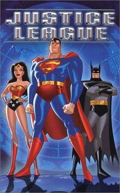 Justice League - one of my favorite shows!