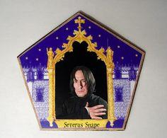 HP Craftalong ~Fall Semester 2012~ Severus Snape CFC