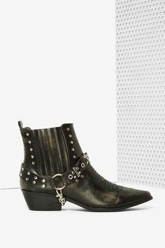 fa1567b8c94b YRU Laso Vegan Leather Boot