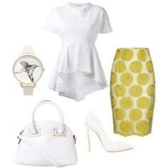 Church fashion.
