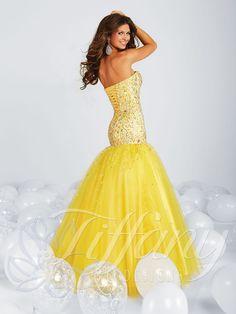Style 16013 > Homecoming Dresses - Prom Dress #TiffanyDesigns #houseofwu #prom2014