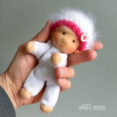 baby doll by mARTi creates - Dollectable Give Away January 2018!