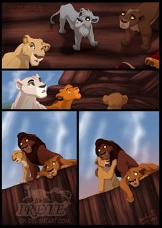 Next: Marks of the past - Page 14 Previous: Marks of the past - Page 12 Marks of the past - Cover The pride: Another sad/in shock page. Marks of the past - Page 13 Lion King Series, Lion King Story, Lion King 1, Lion King Fan Art, Lion King Movie, Disney Lion King, Le Roi Lion Film, The Lion King Characters, Lion King Drawings