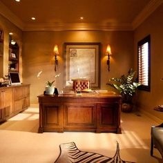 Man S Office Design Pictures Remodel Decor And Ideas Commercial E Home