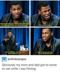 Star Wars  John Boyega  Tumblr