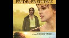 1. Dawn Pride and Prejudice Score 2005, via YouTube. I will walk down to this song!