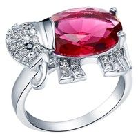 I think you'll like 18K White Gold Plated Cocktail Ring  Art. SC-RJ379. Add it to your wishlist!  http://www.wish.com/c/52fdf5a65aefb04289b4a80d