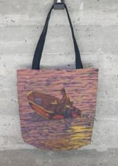 Unplanned tote: What a beautiful product!