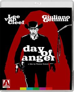 DAY OF ANGER BLU-RAY ARROW US