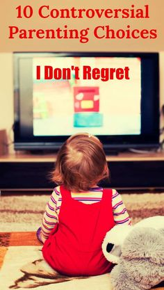 They told me I'd regret it, but I don't. Here are 10 controversial parenting choices I made and I have never regretted. Parenting Toddlers, Good Parenting, Parenting Hacks, Foster Parenting, Toddler Discipline, Positive Discipline, Toddler Potty Training, Positive Parenting Solutions, Parents Choice