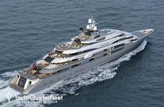 OCEAN VICTORY Yacht Photos - Fincantieri | Yacht Charter Fleet