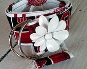 University of Oklahoma Flower Power Belt
