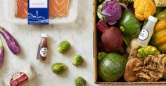 Blue Apron's early IPO gain fades ~ Blue Apron closed flat on the first day of trading after its shares were offered to the public. With shares priced at $10 each, activity spiked in the morning and was quickly pared back by the afternoon. The company closed, unchanged, at $10 a share. With unnecessary marketing and aggressive promotion, Blue Apron faces a […] ~ https://www.mealauthority.com/news/blue-aprons-early-ipo-gain-fades