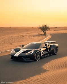 Ford GT 2017 год