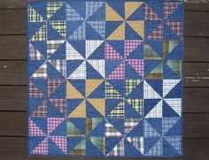 Handicrafty Sisters: More Boy Quilts