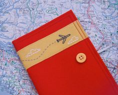 passport cover. love.