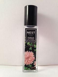 NEST Dahlia & Vines 6 ml / .2 oz Eau De Parfum Rollerball Deluxe Mini NEW EDP #NEST