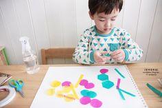 마니아 컬럼(육아) - 여성포털이지데이 Art For Kids, Triangle, Kids Rugs, Decor, Decoration, Art Kids, Decorating, Kid Friendly Rugs, Dekorasyon