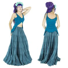 """Top """"DRAGONFLY"""" availiable here in blue, green anise,black and red -> https://www.etsy.com/shop/BaliWoodShop/items?section_id=12766158 This wonderful fairy top is sharp sides and open back. gipsy, gypsy, boho, bohemain, music festival, romantique, fairy, féerique, bohème MORE ITEMS HERE -> https://www.etsy.com/fr/listing/241785884/gk-dragonfly-top-debardeur-de-fee-ouvert?ref=shop_home_active_50 FOLLOW US ON OUR PAGE FB : https://www.facebook.com/BaliWoodShop/"""