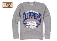 los angeles clippers sweatshirt omg i want this.