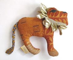 Lion Cub Toy by KiddiesOverTheMoon on Etsy, $31.00