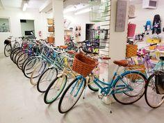 Urban Bikes, cargo bikes, Brompton fold up bikes in London ontario