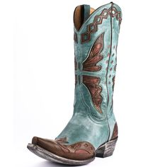 Old Gringo Butterfly Cowboy Boots  $439.99