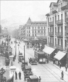 Calle Fruela. Oviedo | por pelz