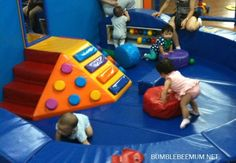 singapore indoor playgrounds for babies under 1 - Fidgets World