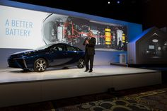 toyota hydrogen fuel cell technology makes 5,600 patents royalty free